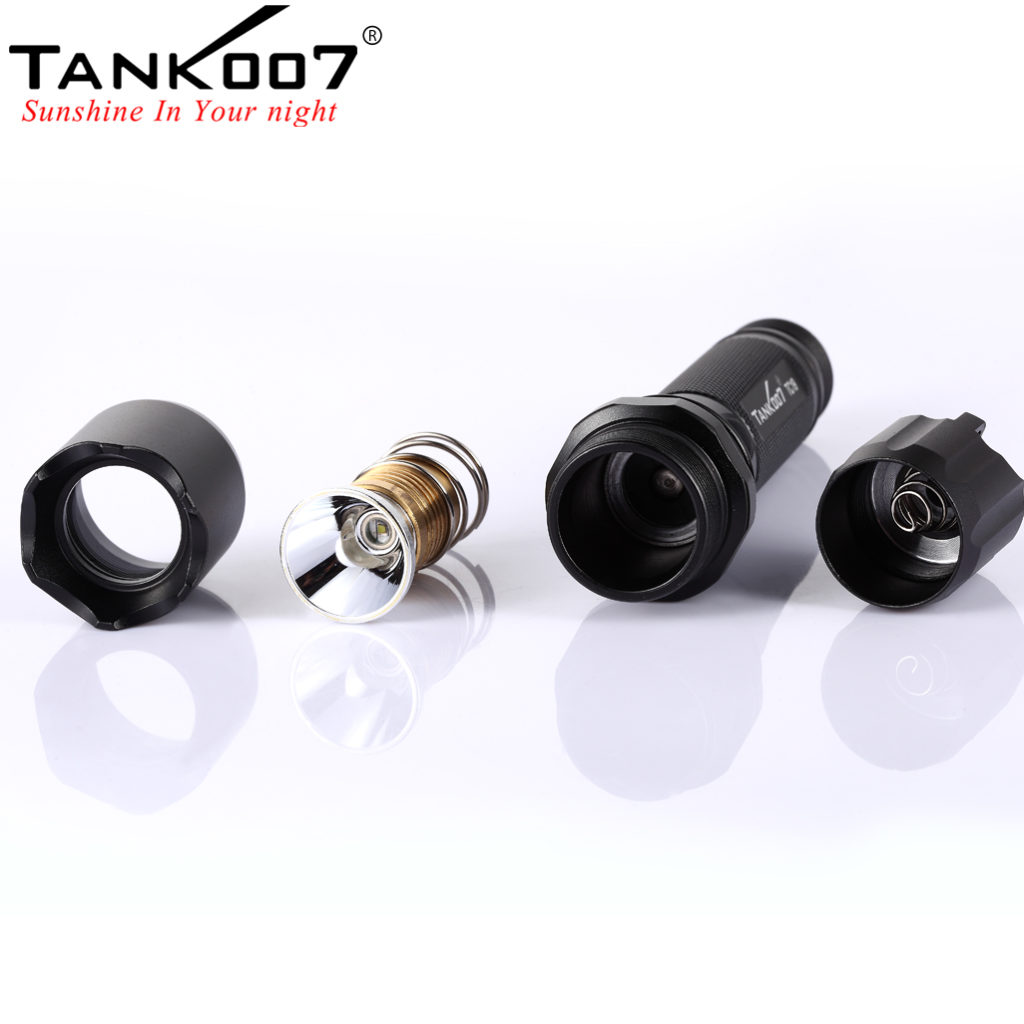 TANK007 TC19 Rechargeable Flashlight (10)