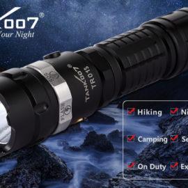 TANK007 Best Survival Flashlight