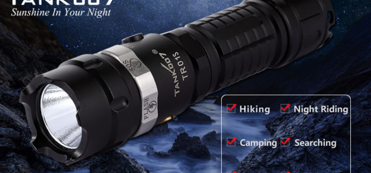 TANK007 Best Survival Flashlight
