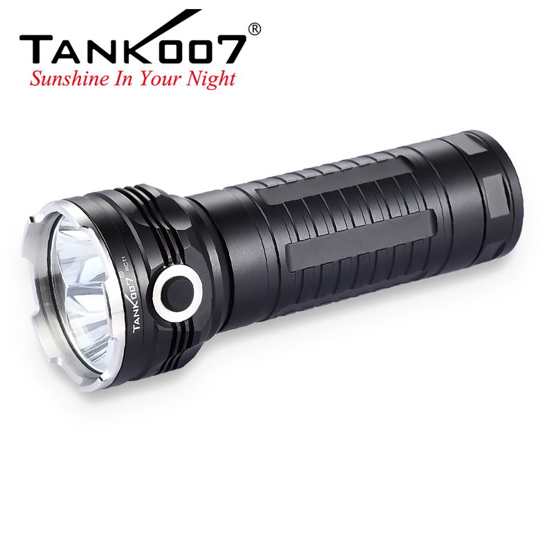 RC11 Tank007 rechargeable flashlight