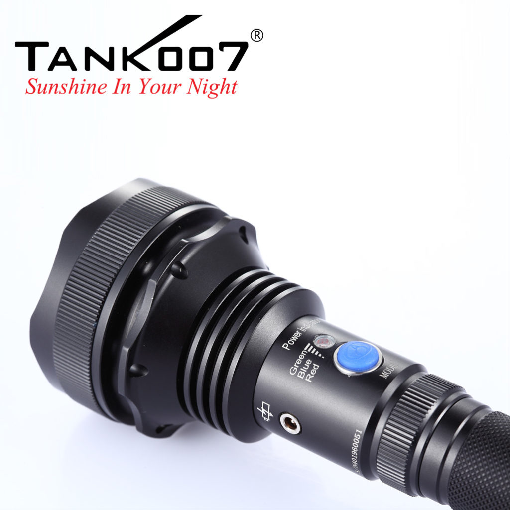 TANK007 TC60 rechargebable flashlight (10)