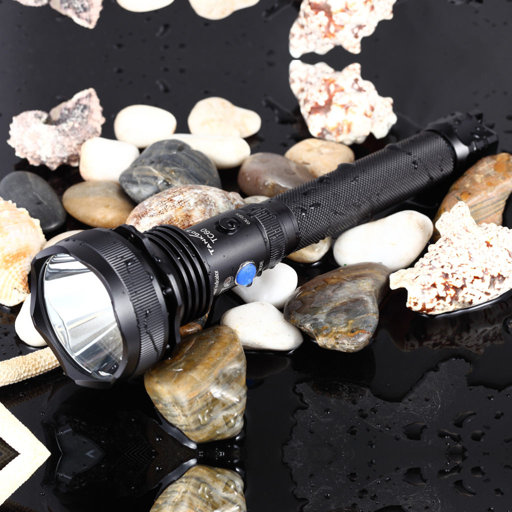 TANK007 TC60 rechargebable flashlight (5)