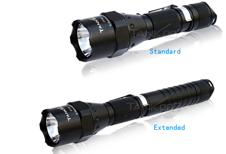 TANK07 PT40 tactical flashlight (2)