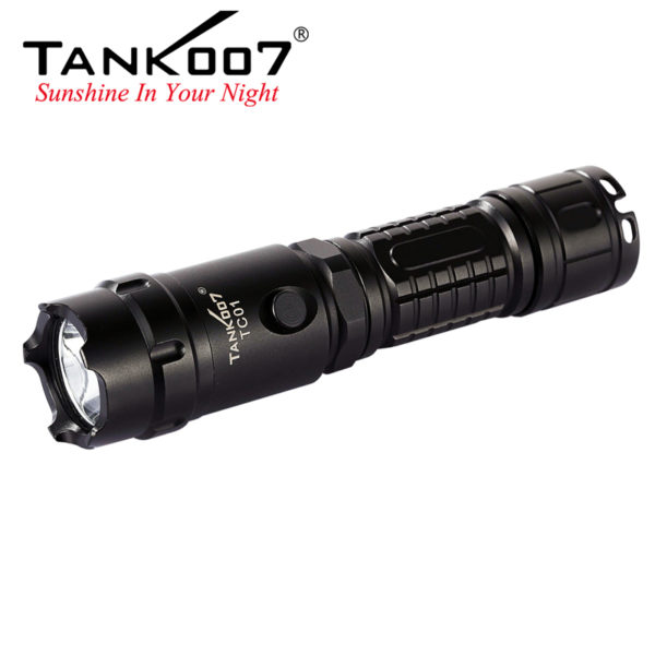 TC01 Tactical Flashlight