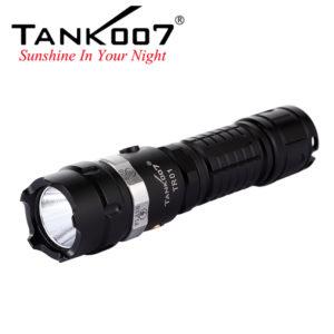Outdoor survival gears -- outdoor portable flashlight/survival flashlight/rechargable flashlight