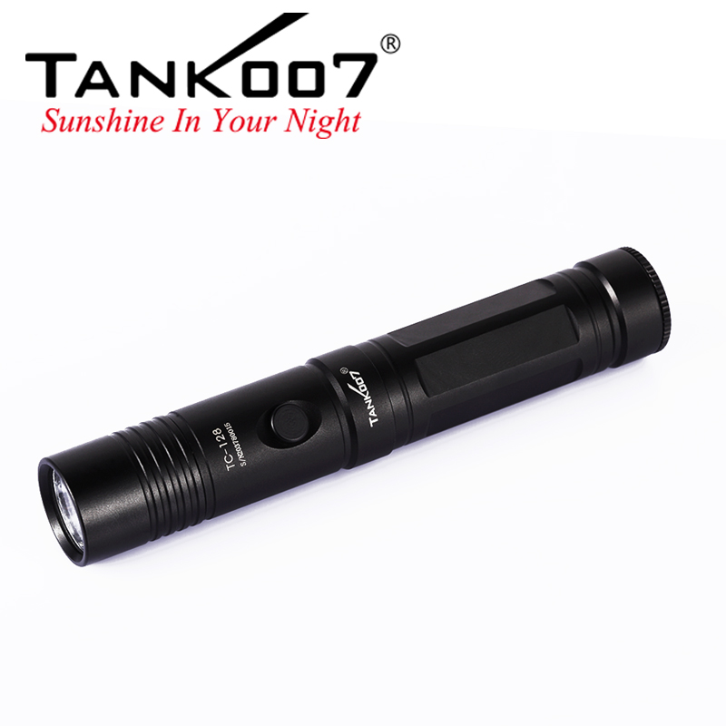 TC128 Magnetic Rechargeable Flashlight (1)