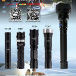 Tank007 rechargeable flashlight series overview and the best cost-effective flashlight recommendation