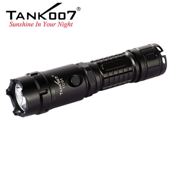 TC01 tank007 tactical flashlight