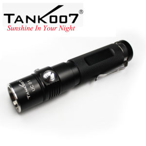 UC01 Outdoor Portable Rechargeable Flashlight