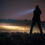 Tactical and outdoor flashlight TANK007 TC01