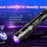 TANK007 UV Flashlight for leak detection