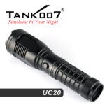 Why Choose Rechargeable Tactical Flashlight