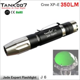 Identify Hetian Jade by Flashlight
