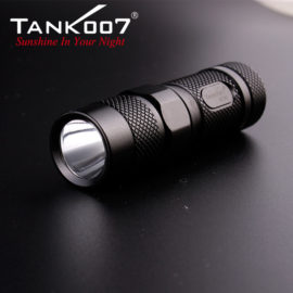 What are the Tank007 flashlight function