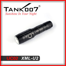 The difference between LED and ordinary flashlight