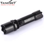 TANK007 High Quality LED Torch Light Flashlight
