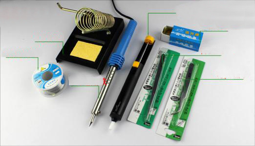 How to use diy flashlight parts to make a rechargeable led